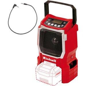 Einhell Power X-Change Akku-Radio TE-CR 18 Li - Solo