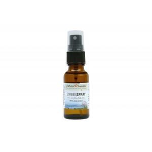 Zirbenfamilie ZirbenSpray 20ml - Raum- Kissen- und Desinfektions-Spray