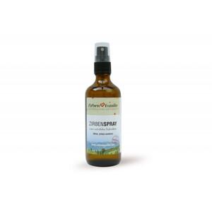 Zirbenfamilie ZirbenSpray 100 ml - Raum- Kissen- und Desinfektions-Spray