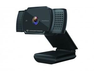 AMDIS 2K-Super-HD-Autofokus-Webcam mit Mikrofon Webcam