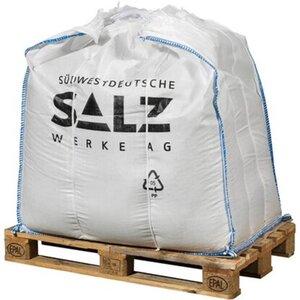 Steinauftausalz im 1000 kg Big Bag