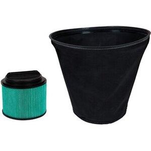 Einhell Dual-Staub-Filtersystem