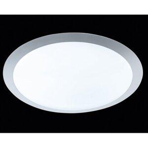 Trio LED-Deckenleuchte Titanfabrig dimmbar Ø 42 cm EEK: A-A++