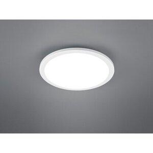 Reality Leuchten LED-Deckenlampe Tiberius Weiß EEK: A+