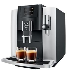 E8 Touch Platin 2019 Kaffeevollautomat