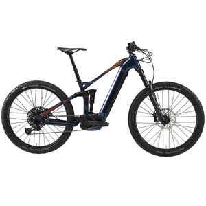 E-Bike MTB All Mountain Stilus 27,5 Zoll+ V2 blau