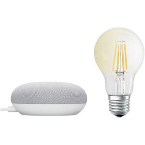 """Ledvance Starter Kit """"Google Home Smart+"""", silber"""