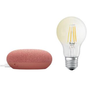 "Ledvance Starter Kit ""Google Home Smart+"", coral"