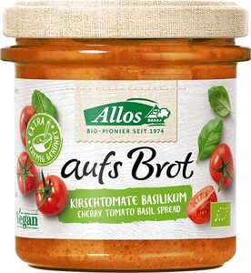 """Allos Brotaufstrich """"aufs Brot"""""""