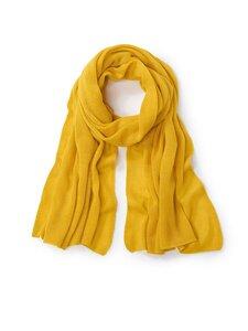 Schal aus 100% Premium-Kaschmir Peter Hahn Cashmere gelb