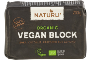 "Vegane Butteralternative ""Block"""