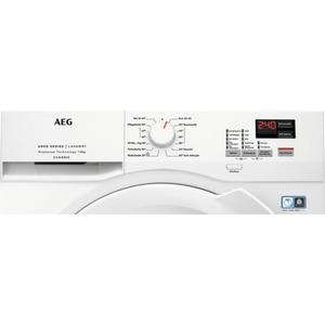 AEG L6FBC4688 Waschmaschine Freistehend Frontlader 8 kg 1600 RPM A+++ Weiß