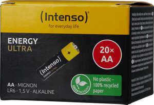 INTENSO  Batterien »Energy Ultra« AA oder AAA