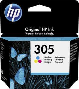 HP  Druckerpatrone »HP 305 Farbe«