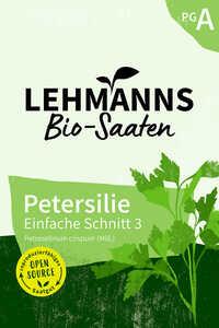 LEHMANNS  Bio-Saat »Petersilie«