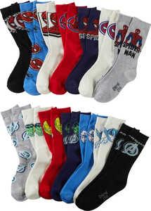 Jungen-Socken »Marvel«
