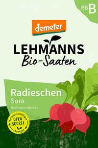 LEHMANNS  Demeter Bio-Saat »Radieschen«