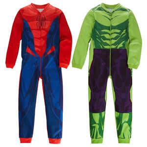 Jungen-Jumpsuit »Marvel«