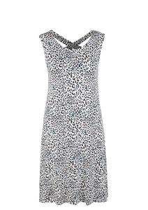 Damen Kurzes Kleid aus Jersey