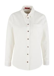 Damen Hemdbluse aus Feincord
