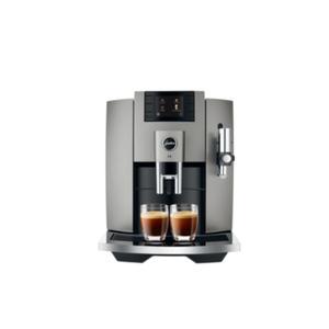 JURA E8 Dark Inox (EB) Kaffeevollautomat