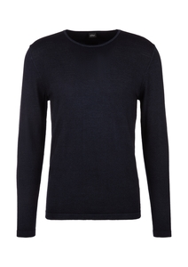 Herren Feinstrick-Pullover aus Wolle