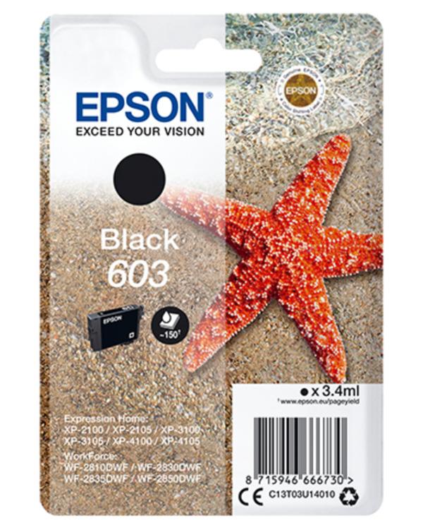 Epson Druckerpatrone T03U1, schwarz