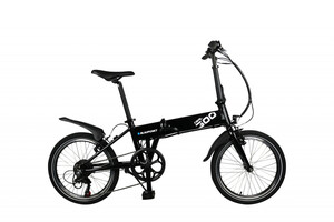Blaupunkt Falt-E-Bike 20'' Carl 300