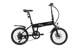 Blaupunkt Falt-E-Bike 20'' Carl 290