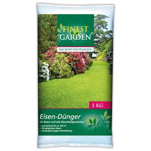 Finest Garden Eisen-Dünger