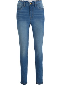 Stretch - Jeans mit recyceltem Polyester