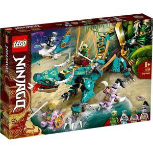 LEGO® NINJAGO 71746 - Dschungeldrache