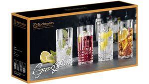 NACHTMANN Gin&Tonic Becher 4-tlg.