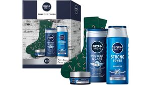 NIVEA MEN Smart x Stylish Geschenkset