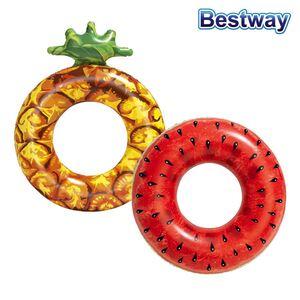 Bestway #36121 Schwimmring Ananas/Wassermelone