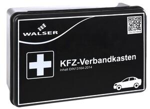 CarComfort KFZ Verbandskasten, Schwarz