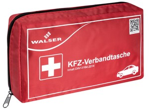 CarComfort KFZ Verbandstasche, Rot