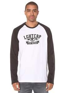 Light Acme - Langarmshirt für Herren - Weiß