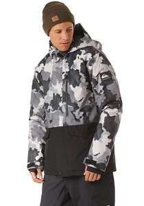 Quiksilver Mission Block - Snowboardjacke für Herren - Camouflage