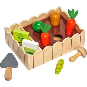 IDEENWELT Holz-Gemüsegarten