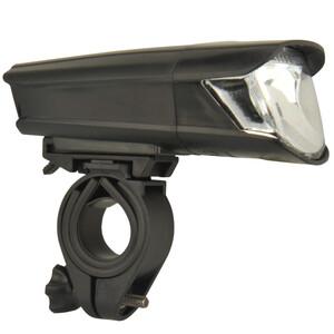 FISCHER Fahrrad Batterie LED Scheinwerfer 30 / 15 Lux