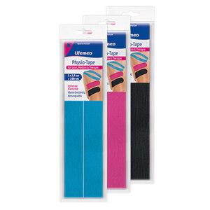 Lifemed Physio Tape Streifen (Doppelpack)