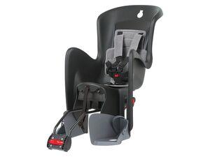 Polisport Kinder Fahrradsitz »Bilby RS«, verstellbare Rückenlehne, waschbares Sitzpolster
