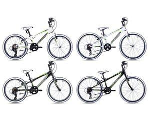 Bergsteiger Herren Mountainbike »Kansas«, 20 Zoll, 24 Zoll, MTB, Shimano