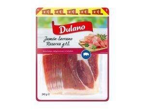 Dulano Jámon Serrano reserva en Lonchas XXL-Packung