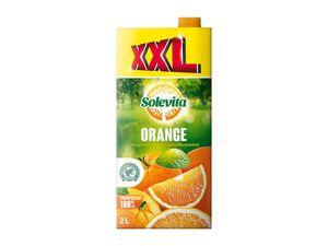 Solevita Orangensaft XXL-Packung