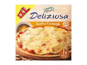 Trattoria Alfredo Pizza Deliziosa
