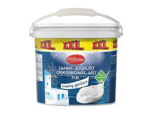 Milbona Sahnejoghurt Griechischer Art XXL-Eimer