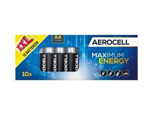 Aerocell Super Alkaline Mignonzellen AA XXL-Packung