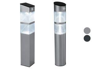LIVARNO LUX® Solar-Gartenleuchte, mit Bewegungsmelder